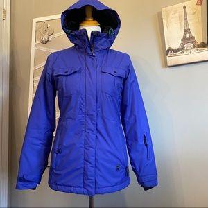 Purple/blue Orage High Quality Ski Jacket xs